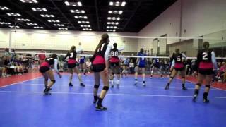 Marisa Aiello #12 Middle Blocker Indianapolis Volleyball Qualifier  jjrmfa@comcast.net
