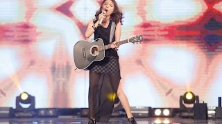 Vietnam's Got Talent 2016 - BÁN KẾT 4 - Zombie - Phương Thảo
