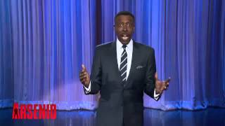 Arsenio Hall and Suge Knight go after Brian Williams NBC