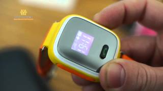KIDS-CONTROL.IN.UA -  Детские часы-телефон с GPS трекером(Часы с GPS трекером для отслеживания местоположения Вашего ребенка через приложение на смартфоне. Наши часы..., 2016-02-05T11:23:55.000Z)