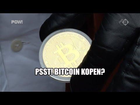 Psst! Bitcoin Kopen?
