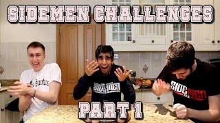 Best of Sidemen Challenges: Part 1
