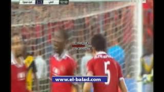 بالفيديو..أحمد حجازى يتعادل للأهلى أمام أسيك أبيدجان