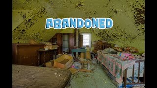 Abandoned Country Retreat in Ontario Canada (ABANDONED TIME CAPSULE!)