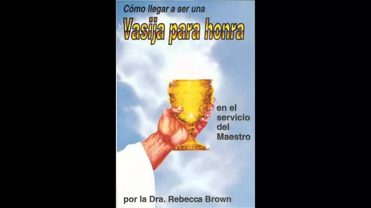 Vasija para honra rebecca brown