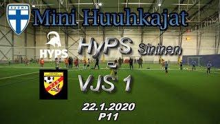 Mini Huuhkajat P11 HyPS Sininen vs VJS 1 22.1.2020