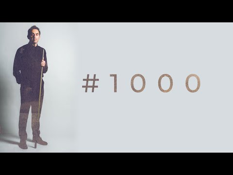 Ronnie O'Sullivan 1000th Century | FULL Frame 👌