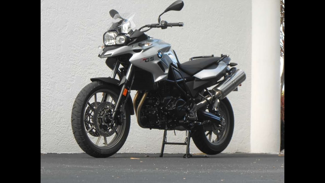 2014 bmw f700gs ride walkaround video gulf coast. Black Bedroom Furniture Sets. Home Design Ideas