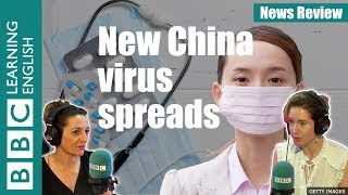 A new virus is spreading in China: BBC News Review