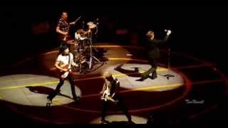 "U2 / 4K / ""Even Better Than the Real Thing"" (Live) / United Center, Chicago / June 28th, 2015"