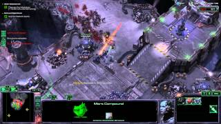 Starcraft 2: Wings of Liberty - Outbreak