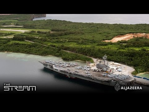 The Stream - Guam's struggle for self-determination