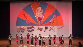 KAGG-UGADI-2013 - Chinnari Mutha Kids Dance