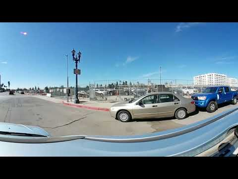 San Diego downtown,  360 camera, vacation spot.
