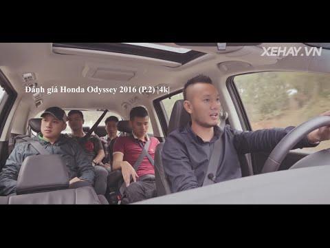 [XEHAY.VN] nhận xét Honda Odyssey 2016 (P.2) |4k|