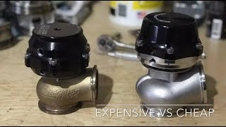 I sold my expensive wastegate for 2 cheap ones