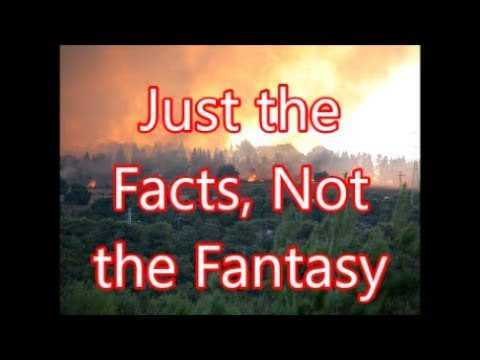 Ten Reasons Santa Rosa Fire Conspiracy Theorists Are Wrong..History & FACTS Prove Them Wrong
