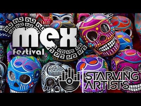 Mexfestival in Auckland, NZ // Starving Artists Episode 10