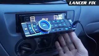 Lancer Fix 10 | LP-2020A+ Amplifier, Dual XDM7615 Stereo