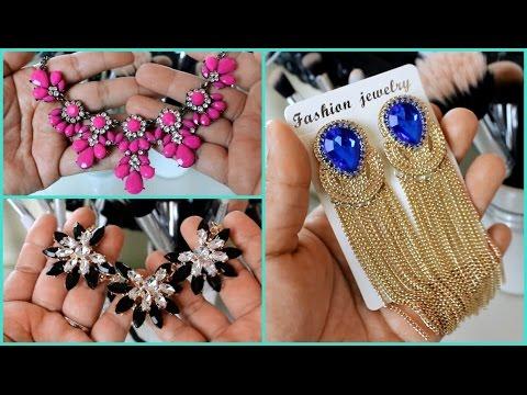 Huge Pandahall Jewelry Haul - Trendy & Cheap Jewelry!