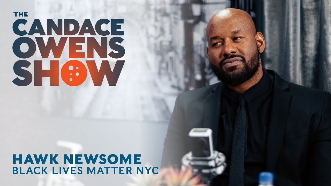 The Candace Owens Show: Hawk Newsome #1