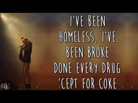 Machine Gun Kelly - Been Through It All (With Lyrics)