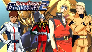 Dynasty Warriors Gundam 2 - Char *Red Comet* Aznable Offical Story Mode