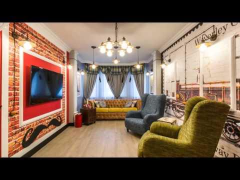 Дизайн гостиной 15 кв.м. Интерьер гостиной в английском стиле.