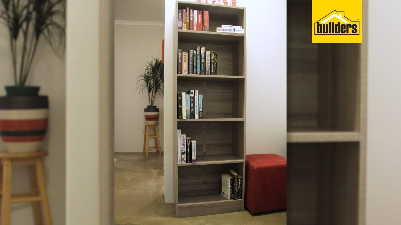 Hk Cuba Bookcase Flat Pack How To Assemble Youtube