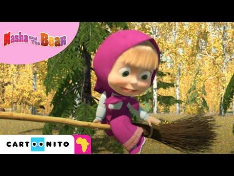 Masha and the Bear | Swept Away | Boomerang Africa