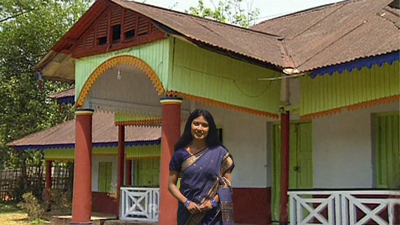 দূর্গাপুরের ঐতিহাসিক সুসং রাজবাড়ী - নেত্রকোনা (২০০৪) | Historical Susang Rajbari in Durgapur