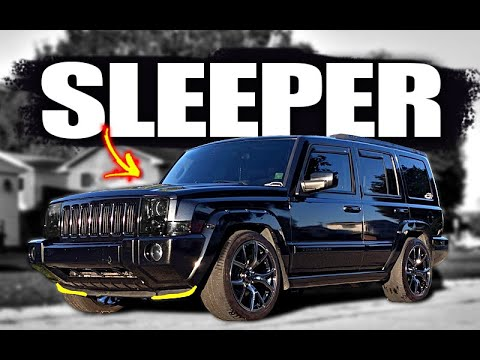 Modified Jeep V8 Is FAST & LOUD...