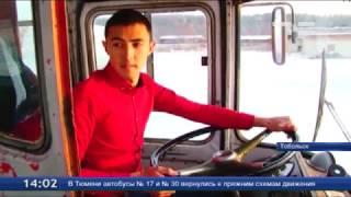 В Тобольске из автолюбителей готовят профессионалов