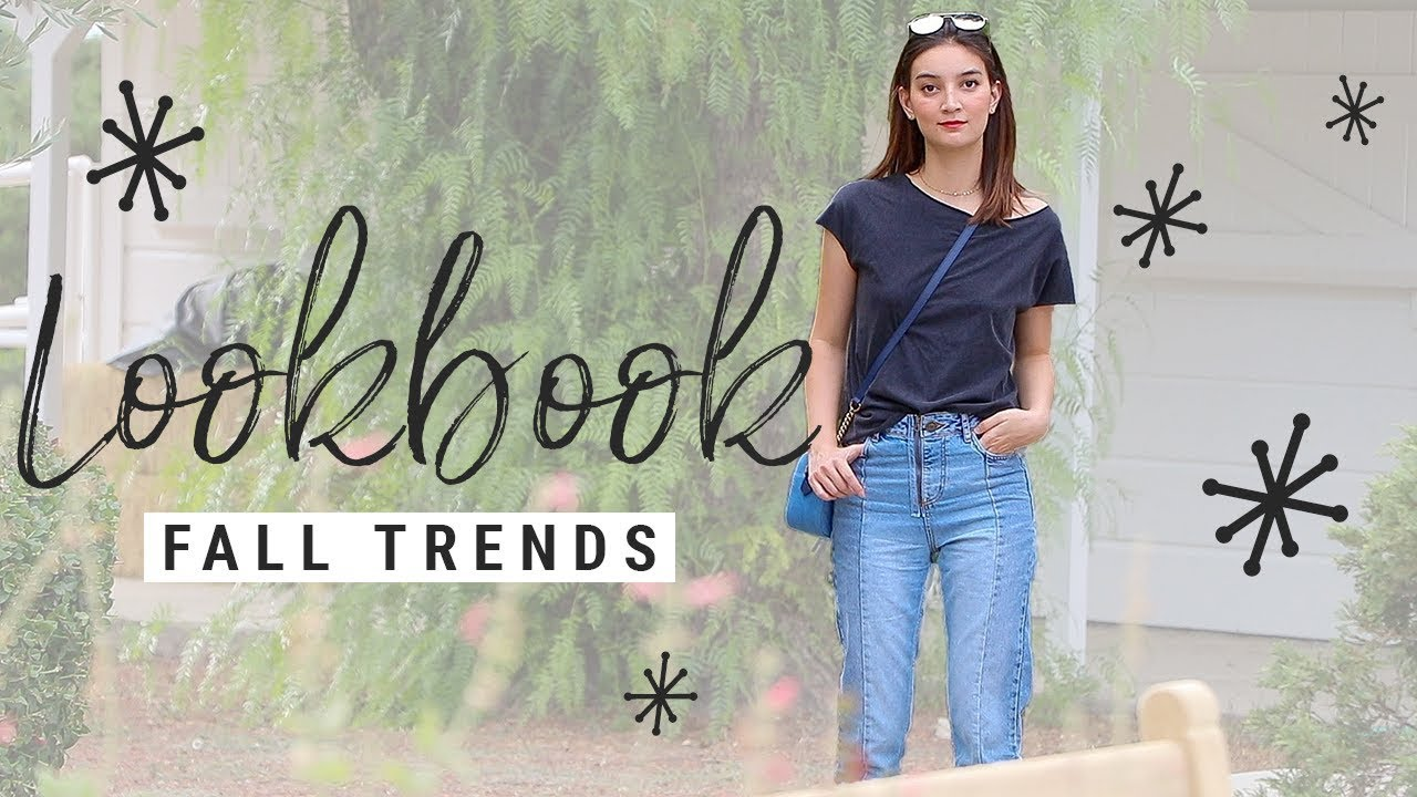 [VIDEO] - FALL TRENDS 2017 LOOKBOOK (6 trends 3 outfits!!) 1