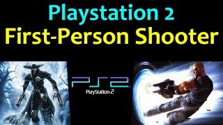 10 awesome PS2 First-Person Shooter (FPS) games 🔫 Video 1 ... (Gameplay)