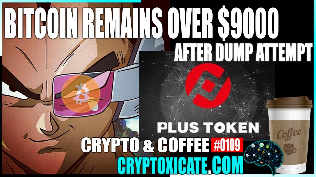 Bitcoin Holds $9k After Dump Attempt - Crypto & Coffee #0109