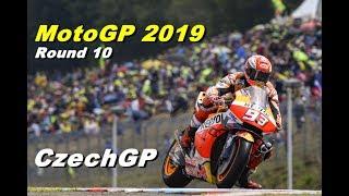 MotoGP CZECH GP 2019 | Championship #10 | TV REPLAY | MotoGP 19 PC GAME
