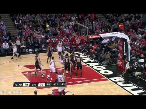 Marco Belinelli Bulls Highlights