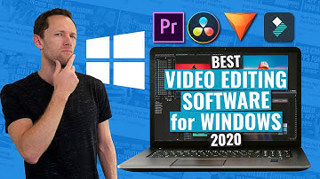 Best Video Editing Software for Windows PC - 2020 Review!