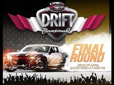 2015 - 2016 Qatar Drift Championship - Final Round
