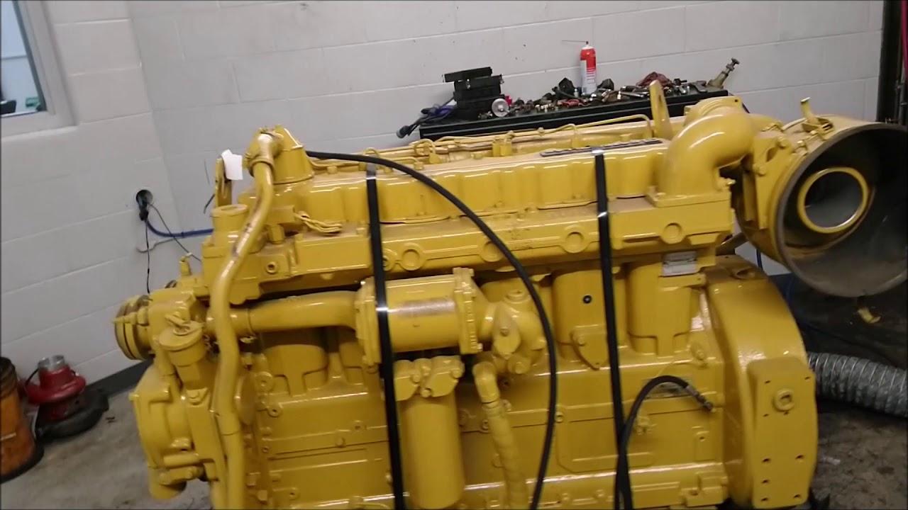 1987 CAT 3306B Engine