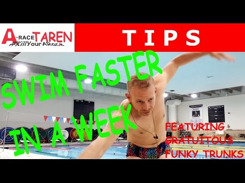 How to Swim Faster Freestyle Instantly: 3 Mistakes Beginner Swimmers & Triathletes Make