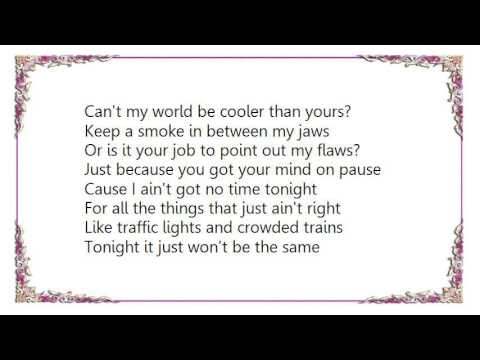Us3 - You Can't Hold Me Down Lyrics