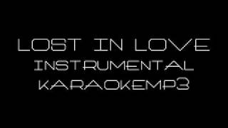 LOST IN LOVE INSTRUMENTAL