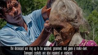 10 Bizarre Funeral Rituals in the World | Top 10 Weird List