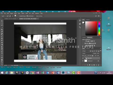 TUTORIAL - SELECT AND MASKING