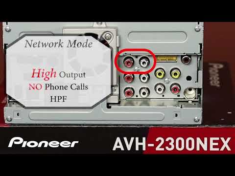 How To - Understanding Standard Mode And Network Mode On Pioneer AVH-EX In Dash Receivers 2018