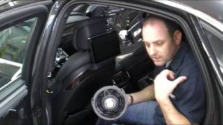 2012 Audi A8L Audio Upgrade by Sounds Fast in Bend, Oregon