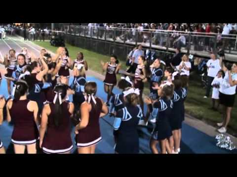 20100917 Wiregr Ranch Hs And Wesley Chapel Cheerleaders Mp4
