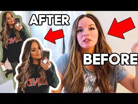 0 TO 100 BIRTHDAY GET READY WITH ME   Casey Holmes thumbnail